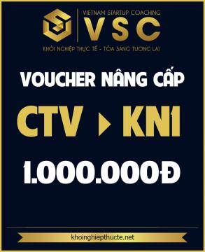 VOUCHER-DA-CTV NÂNG CẤP LÊN KN1 - 1 TRIỆU