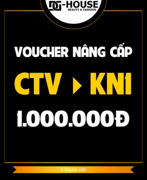DHOUSE - VOUCHER NÂNG CẤP CTV LÊN KN1 - 1TR