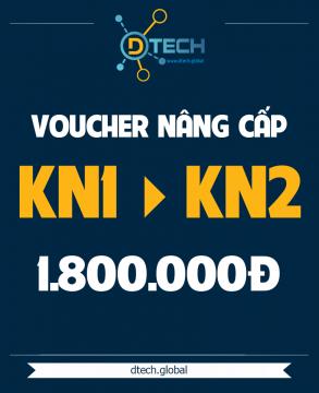 Gói Website Nâng Cấp KN1 lên KN2 - 1,8 triệu