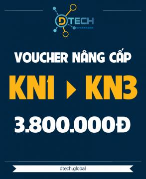 Gói Website Nâng Cấp KN1 lên KN3 - 3,8 triệu